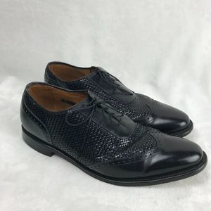 Allen Edmonds Men's Dress Shoes Hampstead Wingtip